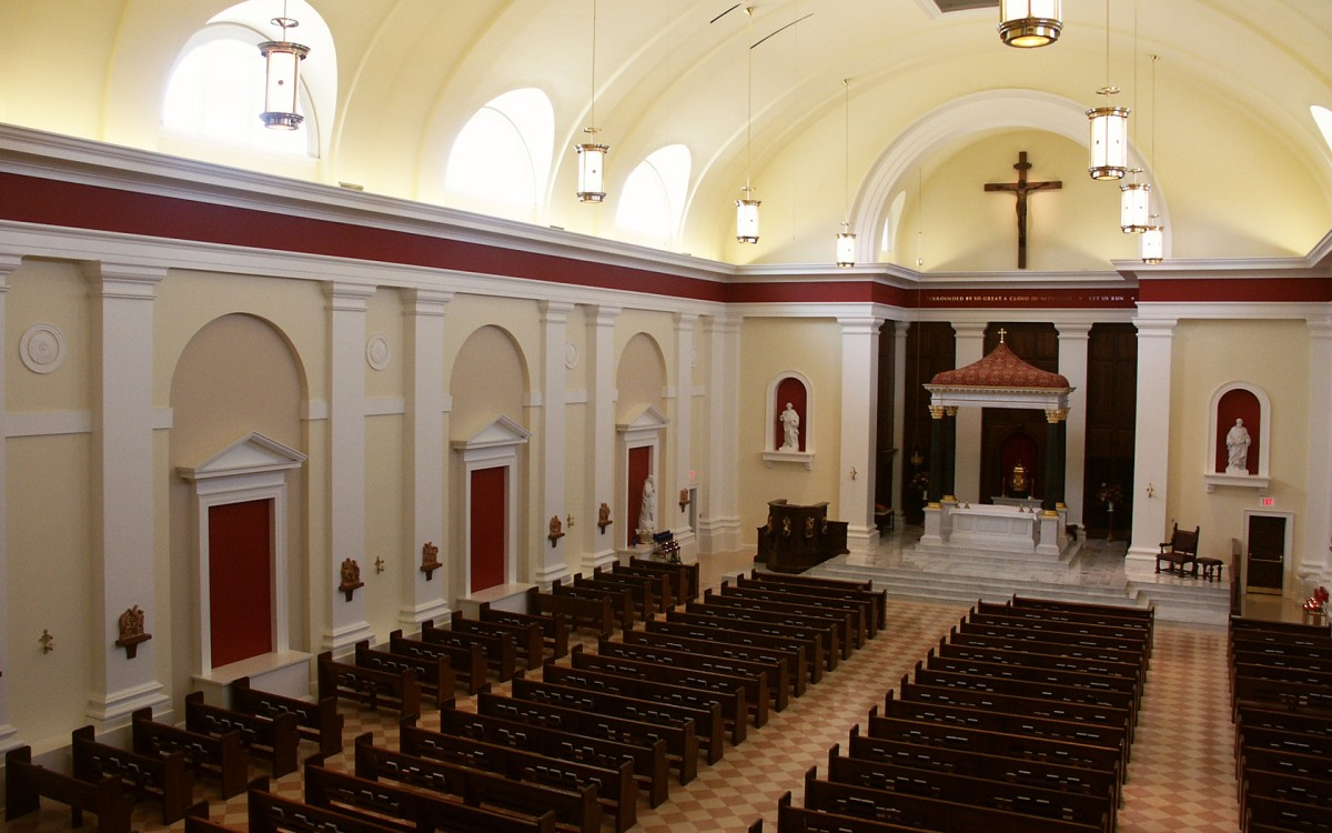 All Saints Catholic Church, Walton image