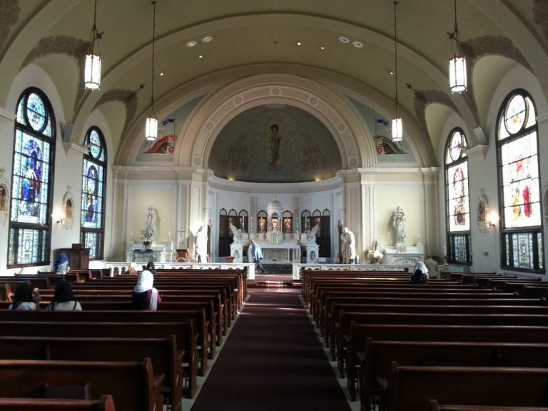 St. Benedict Catholic Church, Fort Worth image