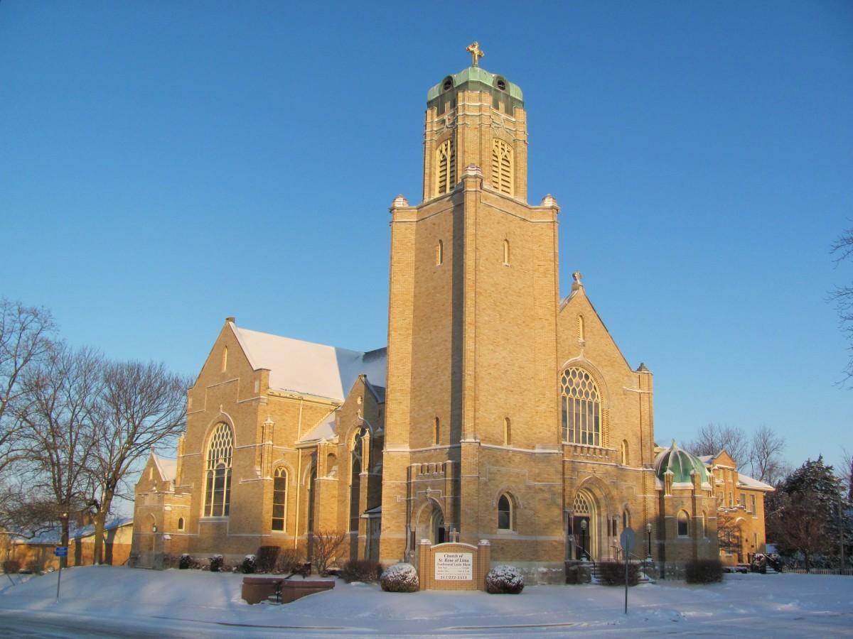 Saint Rose of Lima Catholic Church, Quincy image