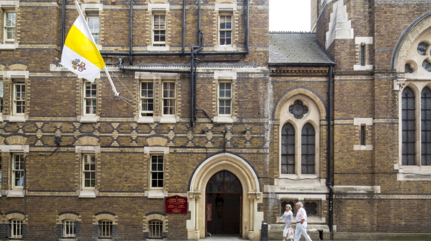 Corpus Christi Catholic Church, London image