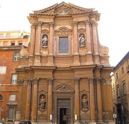 Santissima Trinità dei Pellegrini, Roma image