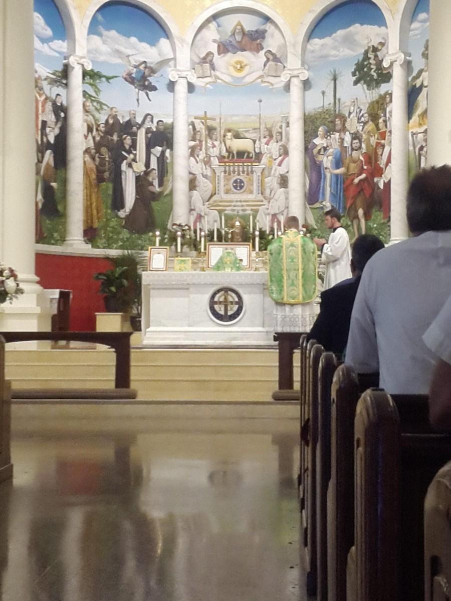 St. Ann Catholic Church, Charlotte image