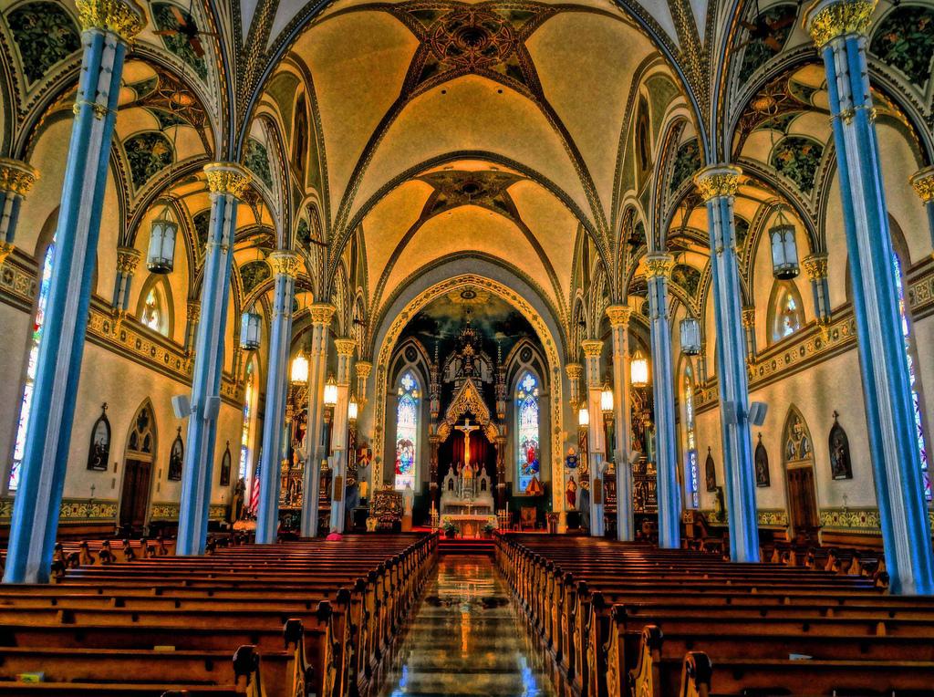 Basilica of St. Francis Xavier, Dyersville image