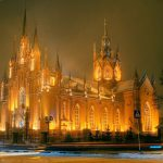 Cathedral of the Immaculate Conception, Moskva image