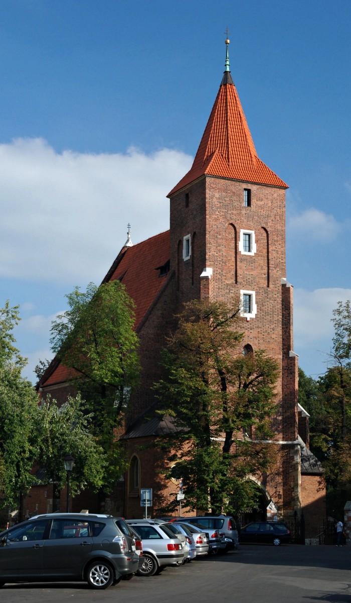Church of the Holy Cross/Kościół św. Krzyża, Kraków image