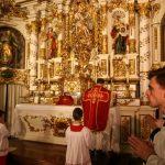 Eglise. Notre Dame de Compassion, Bulle