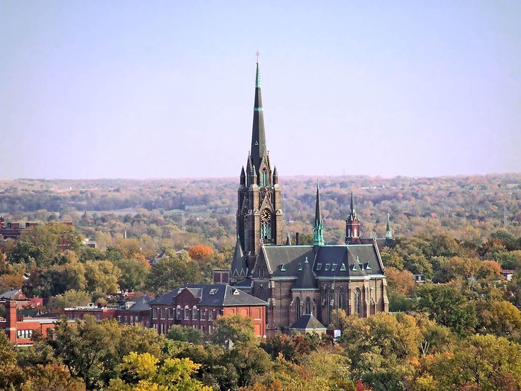 St Francis De Sales Oratory, St. Louis image