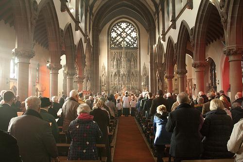 St Mary's Shrine Church, Warrington image