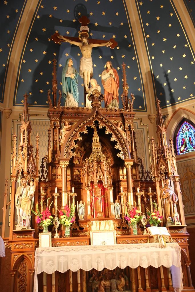 St. Mary's Catholic Church, Salem image