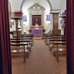 Chiesa di San  Domenico Coetus Joseph Ratzinger pro liturgia gregoriana, Bientina