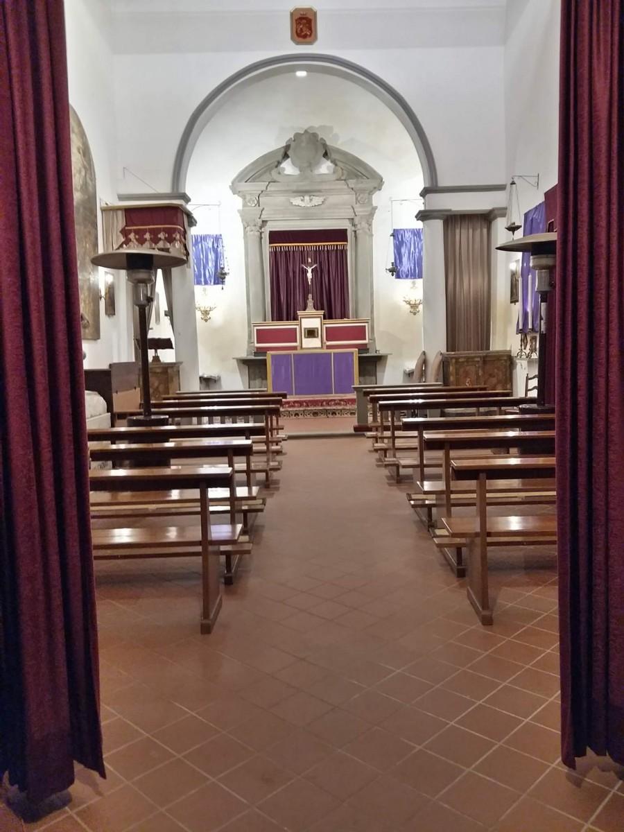 Chiesa di San  Domenico Coetus Joseph Ratzinger pro liturgia gregoriana, Bientina image