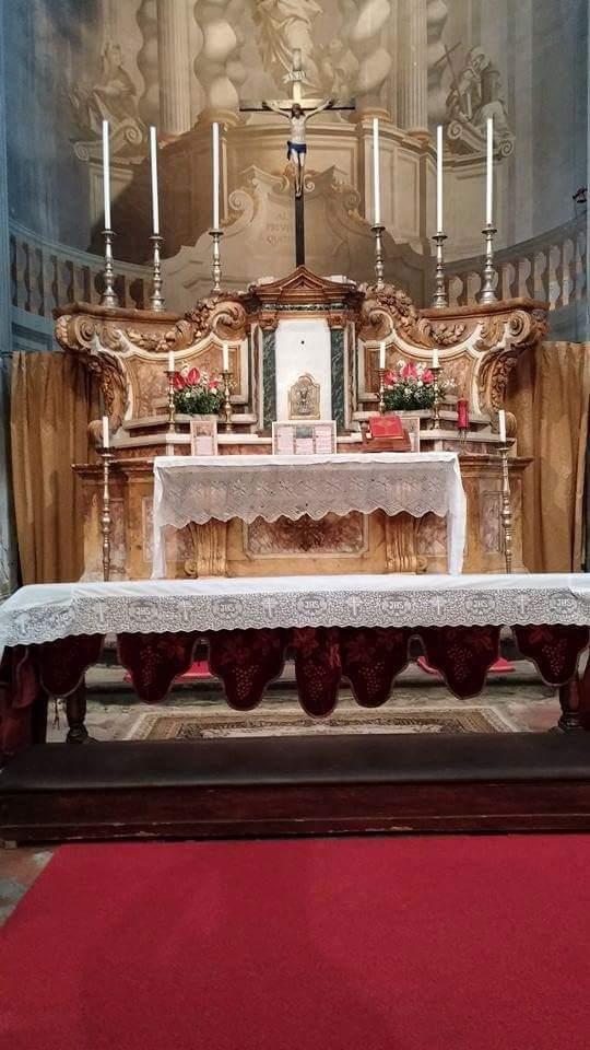 Chiesa di Sant'Apollonia, Comitato Pisano San Pio V – Pro Missa Antiqua, Pisa image