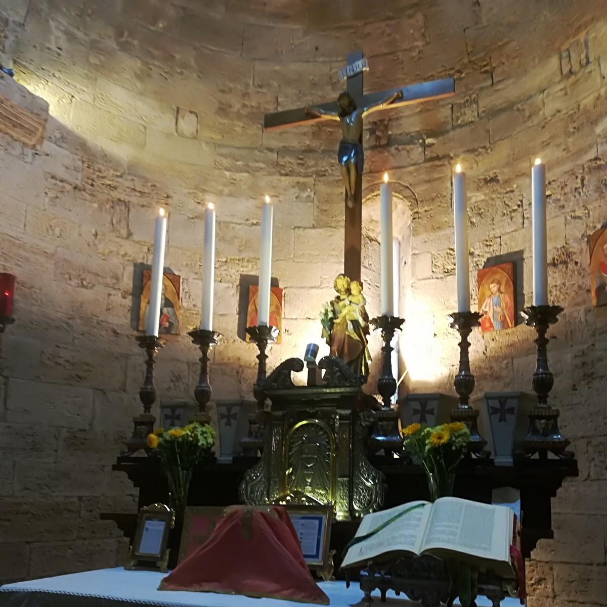 Castello della Magione, chiesa di San Giovanni in Jerusalem, Poggibonsi image