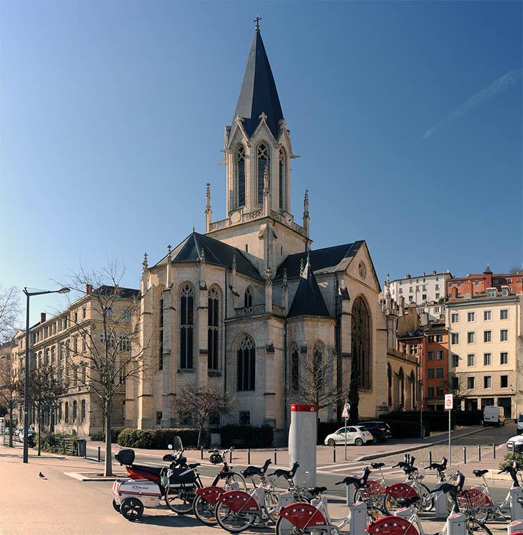 Église Saint-Georges, Lyon image