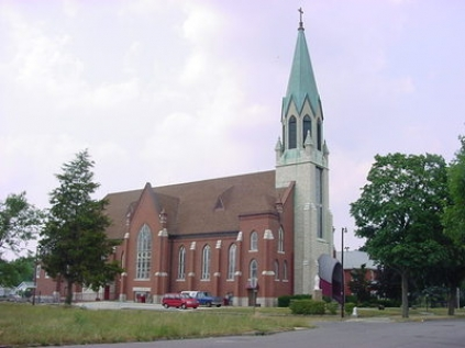 St Stanislaus Catholic Church, South Bend image