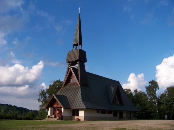 Our Lady of Indefectible Hope Church/Kościół Matki Bożej Niezawodnej Nadziei, Jamna image