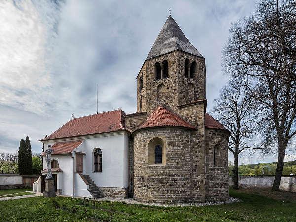 Kostel sv. Petra a Pavla, Řeznovice image