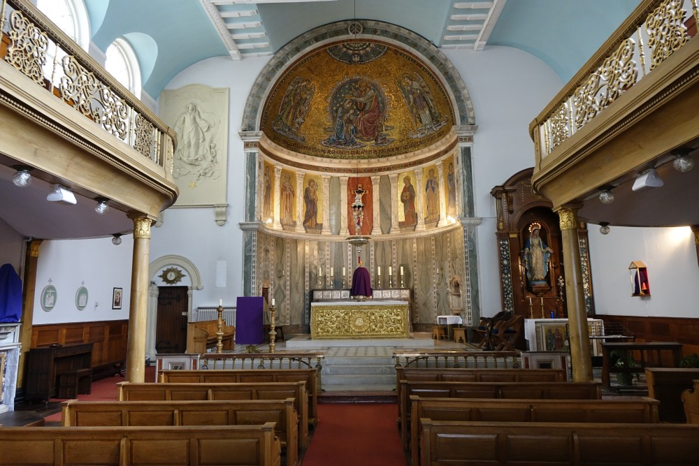 Our Lady of the Assumption and Saint Gregory Catholic Church, London image