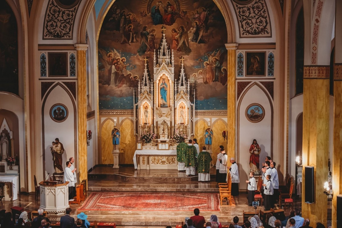 Saint Mary Parish, Conshohocken image