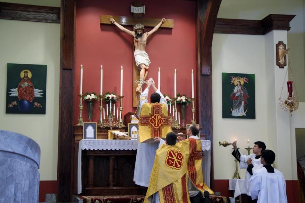 Regina Caeli Catholic Church, Houston – Latin Mass Directory