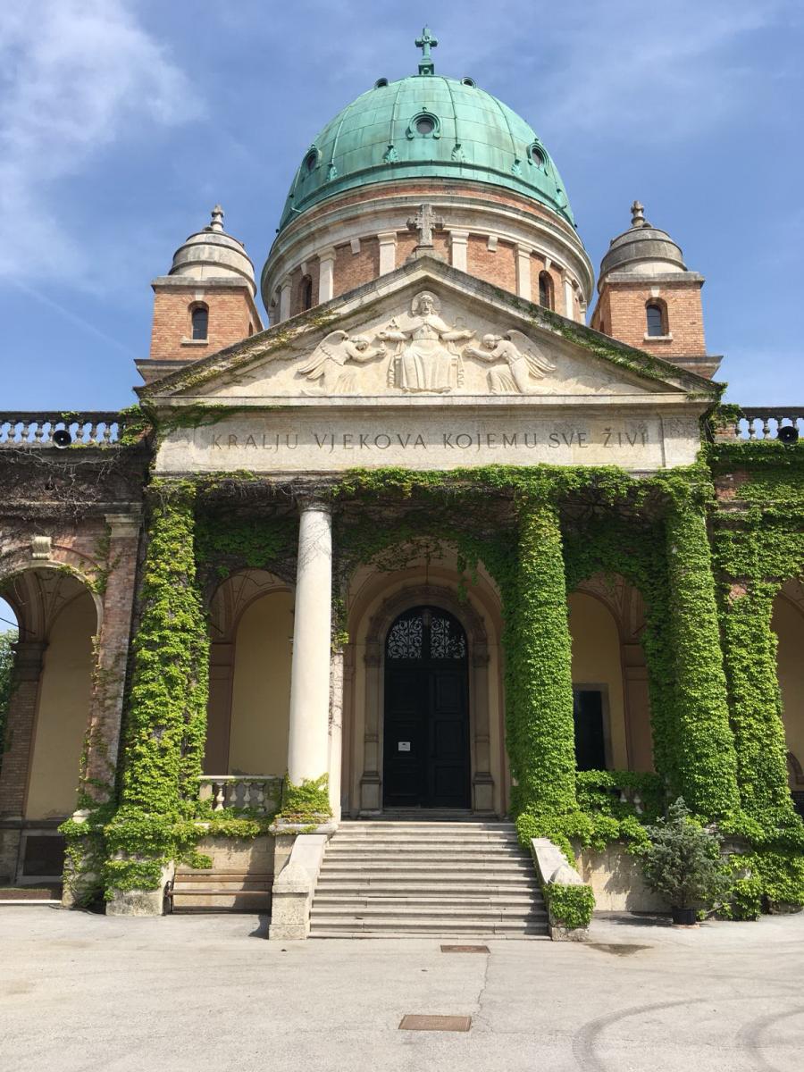 Crkva Krista Kralja, Zagreb image