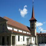 Basilique Notre-Dame, Fribourg image