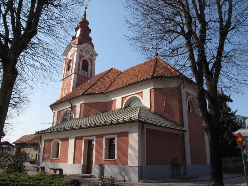 Cerkev sv. Roka, Ljubljana image