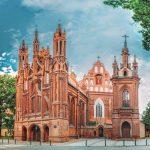Vilniaus Šv. Onos Bažnyčia (Vilnius St. Anna's Church), Vilnius image