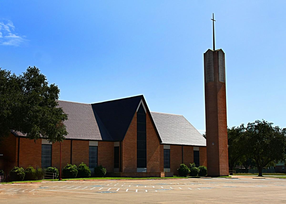 Holy Family Catholic Church, Wharton image