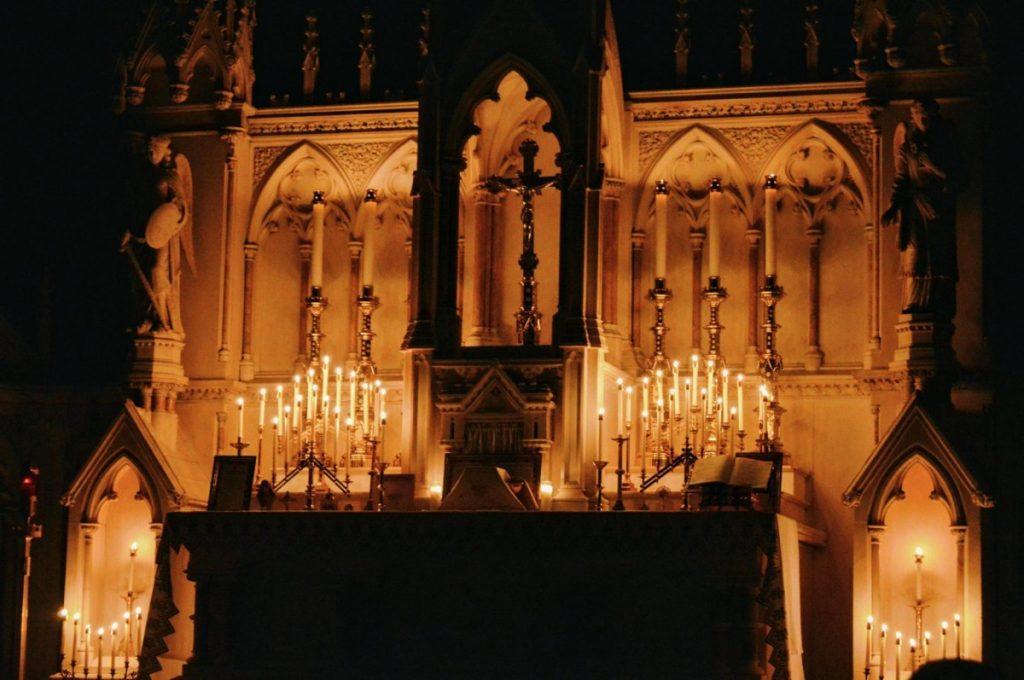 The Shrine and Parish Church of the Holy Innocents, NY